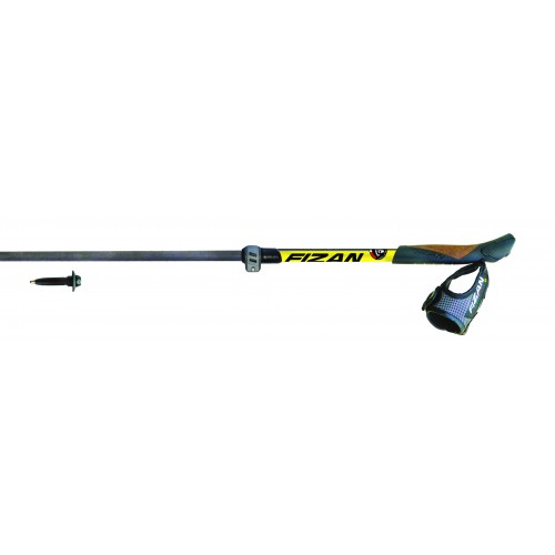 Palice Fizan Nordic Walking PRO CARBON 2018