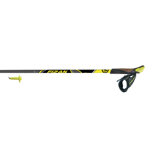 Palice Nordic Walking NW Runner Carbon model 2019 Fizan